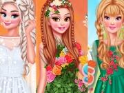 Prințesele celor 4 anotimpuri