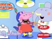 Peppa Pig a dentist