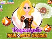 Reteta de Snacks a lui Rapunzel de Halloween