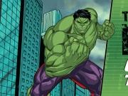 Super eroul Hulk Chitauri Takedown