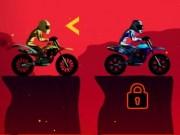 Raid cu motociclete pe vulcani
