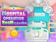 Curatenie in sala de operatii