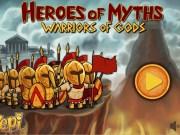 Lupte cu soldati spartani