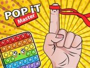 Pop it Master - jucaria antistres