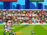 12 nivele de Fotbal Super Shooter