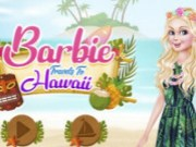 Barbie Vacanta in Hawaii