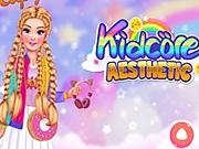 Moda Kidcore Aesthetic