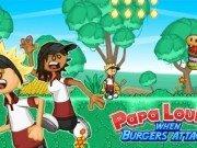 Papa Louie 2 Atacul Hamburgerilor