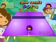 Ping Pong cu Dora si Diego