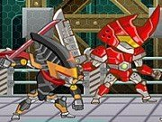 Lupta cu Robotii Ninja