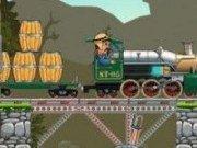 Poduri pentru trenuri marfare