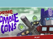 Transformers contra Zombi