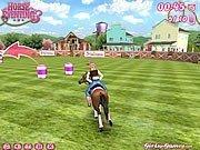 Cursa 3D cu cai