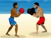 Campionat de Box pe plaja