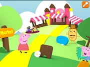 Rime muzicale cu purcelusa Peppa Pig