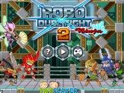 Roboții războinici Ninja în arenă 2