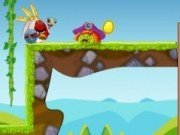 Angry Birds si Bad Pig Aventura