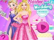 Barbie și Elsa la Nunta