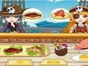 Restaurantul piratilor
