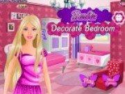 Barbie Decoreaza Dormitorul dupa moda din 2013