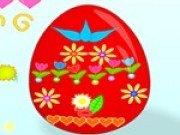 Decoratiuni pentru Ouale vopsite de Pasti
