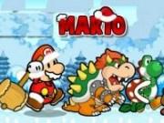 Mario: cadouri de Craciun