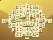Mahjong solitaire piramida