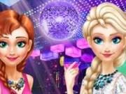 Elsa si Anna Plimbare seara