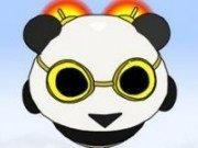 Panda Zbor cu racheta