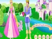 Barbie Si Rapunzel