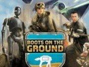 Star Wars Rogue One: Soldati pe sol