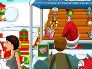 Magazinul de cadouri a lui Mos Craciun