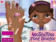 Doctorita Plusica Infectie la Picior