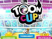 Fotbal cu personajele Cartoon Network Toon Cup 2020