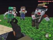 Combat Zombi Pixel
