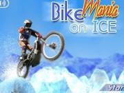 Motociclete Mania pe gheata