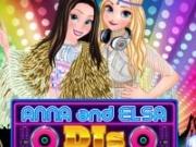 Muzica cu Anna și Elsa