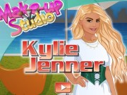 Machiaj pentru Kylie Jenner