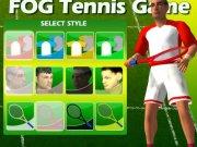 Joc de tenis in Cupa FOG