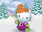 Hello Kitty de Craciun