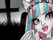 Manichiura Angel Monster High