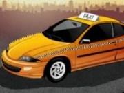 Sofer pe masini de Taxi