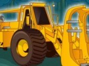 Tractor forestier