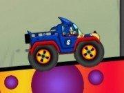 Sonic cursa Truck Ride 3