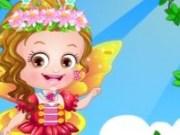 Rochite cu flori pentru Baby Hazel