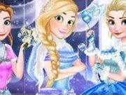 Rochii pentru balul de iarna pentru printesele Disney