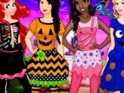 Miss Halloween 2016 Costume Disney