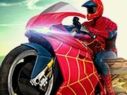 Misiune cu Motocicleta pe harta 3D