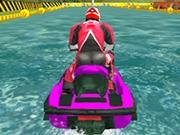 Jet Ski Campionat Xtreme cu Barca