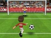 Antrenament Lovituri libere Fotbal 2